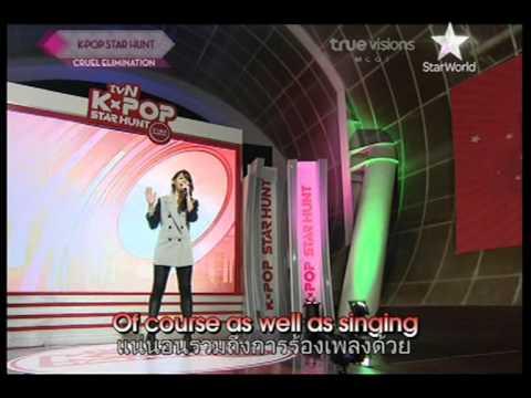 Xxx Mp4 Thaisub TVN Kpop Star Hunt EP4 Sorn 8282 13 17 3gp Sex