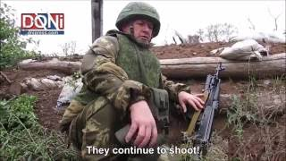 Zaitsevo, the Donbass village which never sees the truce (Video)