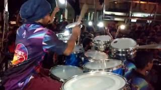 Lalbaug Beats on Mauli Mauli at Andheri 2016