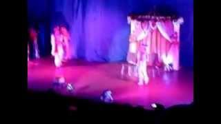 Jodha-Akhbar wedding style performance..
