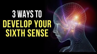 How to AWAKEN Your PSYCHIC ABILITIES! TAP into Your ExtraSensory Perception   ESP   Sixth Sense