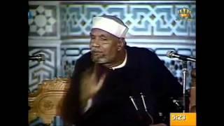 الشيخ الشعراوي وتفسير (حتى إذا إستيئس الرسل)
