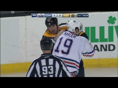 Maroon tangles with Chara decides to hug it out instead