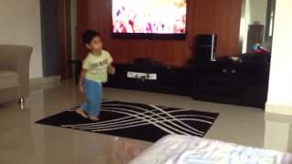Little allu Arjun!:-)