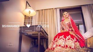 Best Indian Hindu Wedding Film Video in kolkata | Ayushi & Bishwamber | Full | 2017