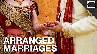 Where Do Arranged Marriages Still Exist?