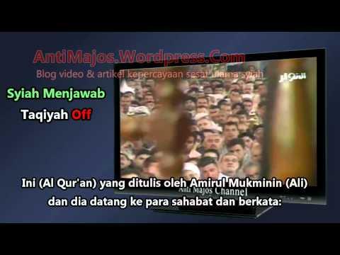 Ulama Syiah Mengaku Al Quran Mereka Berbeda