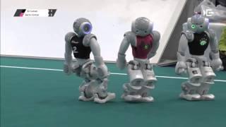 SPL@modell-hobby-spiel - B-Human vs. Berlin United - Game 5