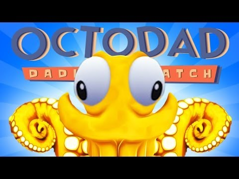 DAD OF THE YEAR Octodad Dadliest Catch Gameplay 1