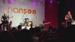 Hanson HOB Dallas 9-12-17 - Fired Up (clip 1)