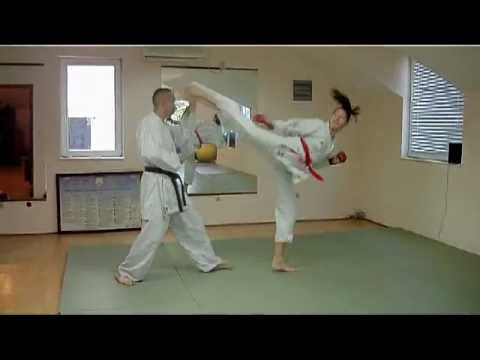 SUPPORT KARATE TO OLYMPIC-WKF Kumite Training( Cheetah Fighters Club Serbia)