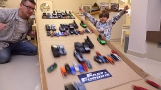 Having Fun With Some New Fast Car Toys Fast & Furious
