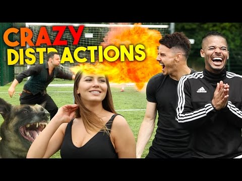 F2 DISTRACTION PENALTIES!!!