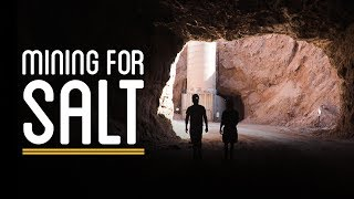 Mining for Salt | How to Make Everything