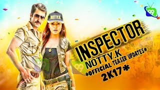 INSPECTOR NOTTY .K | Tollywood King Jeet New Movie Official Teaser Updates 2017|Jeet ,Nusrat Faria