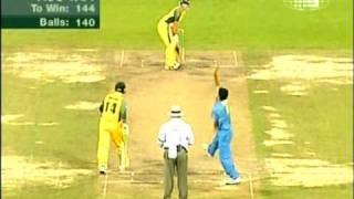 Adam Gilchrist 95 vs India 2004 SCG