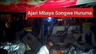 Ajari mbaya Mkoa wa SONGWE Usiku / Vifo ,Simanzi , Mkuu wa mkoa atoa neno.