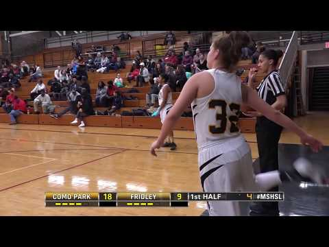 High School Girls Basketball: Como Park vs. Fridley