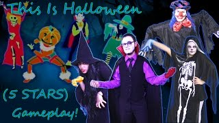 Just Dance 3 | This Is Halloween | 5 Stars Gameplay!