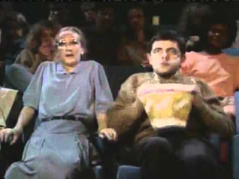 Mr Bean en el Cine (Terror Film)