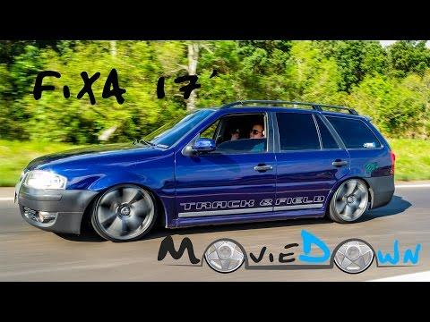 Parati Track & Field AZUL rodas OEM 17 FIXA Moviedown