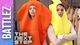 The Next Step - Dance Battlez: Carrot Giselle vs Banana Chloe