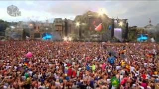 DVBBS & Borgeous - Tsunami (Blasterjaxx refixx drop)