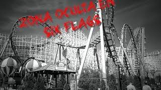 Creepypasta: La zona oculta de Six Flags