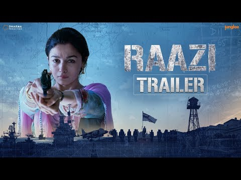 Xxx Mp4 'Raazi' Official Trailer Alia Bhatt Vicky Kaushal Directed By Meghna Gulzar 11th May 2018 3gp Sex