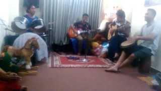 Purnima Ko Raat Pani - Deepak Kharel - Cover