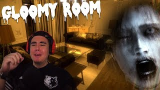A GAME SO SCARY I ALMOST CRIED | Gloomy Room (Realistic Japanese horror)