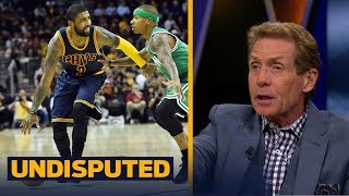 Kyrie Irving traded to Boston Celtics for Isaiah Thomas, more - Skip and Shannon react | UNDISPUTED