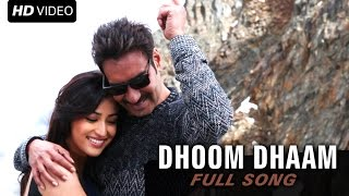 Dhoom Dhaam (Official Full Song Video) | Action Jackson | Ajay Devgn, Yami Gautam
