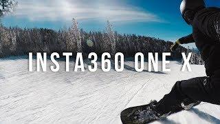 My FIRST 360 CAMERA - Insta360 ONE X