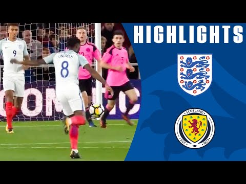 Xxx Mp4 Stunning Long Range Onomah Goal England U21 3–1 Scotland Highlights 3gp Sex