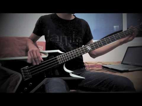 Death-Spirit Crusher (Bass Cover by Davis Cortés)