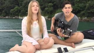Luísa e Whindersson - ATÉ O CÉU (Versão Love Yourself)