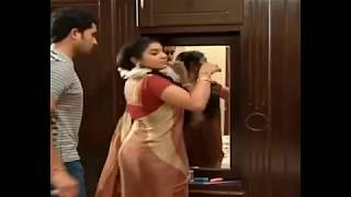 serial aunty hot ass in saree