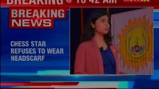 Chess star Soumya Swaminathan refuses to wear headscarf, pulls out of Iran event