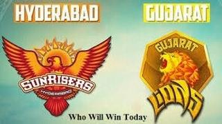Dream11 SRH VS GL match-53 Vivo IPL 2017