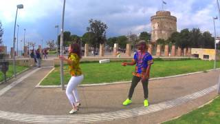 NANA - DIAMOND FT FLAVOUR - AFROBEATZ DANCE VIDEO