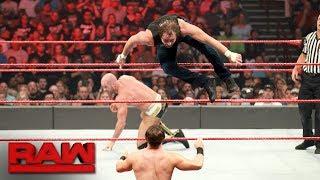 Dean Ambrose & The Hardy Boyz vs. The Miz, Cesaro & Sheamus: Raw, May 29, 2017