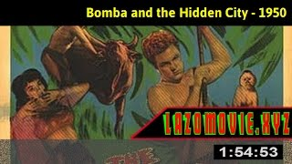 Watch Bomba and the Hidden City (1950) Full Movie Stream