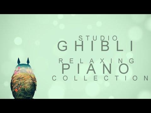スタジオジブリピアノメドレー【� �業用、勉強、睡眠用BGM】Studio Ghibli Piano Collection Piano Covered by kno