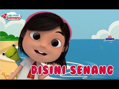 Lagu Anak Disini Senang Disana Senang Lagu Anak Indonesia