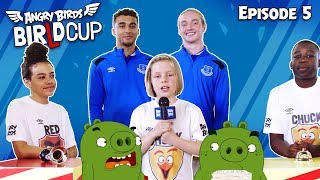 Angry Birds - BirLd Cup   The Quiz - Ep.5