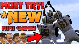 "BRAND NEW MINIGAME IN MADDEN 17 - ""JUMP BALL BATTLE!"""