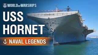 Naval Legends: Aircraft Carrier Hornet  | World of Warships