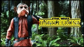 NEW! STAR WARS Battlefront Outer Rim DLC! Battles!