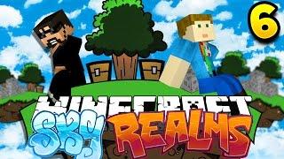 Minecraft: SKYREALMS CHALLENGE | WARZONE CHALLENGE !! [6]